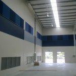Modern Commercial Factory Building - Australian Building Maintenance Company