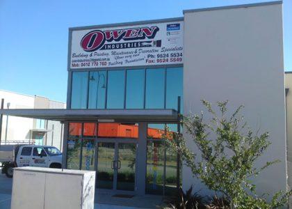 Modern Commercial Building - Australian Building Maintenance Company
