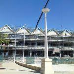 Scaffolded Building Site - Australian Building Maintenance Company