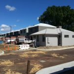 New Housing - Townhouses Under Construction - Australian Building Maintenance Company