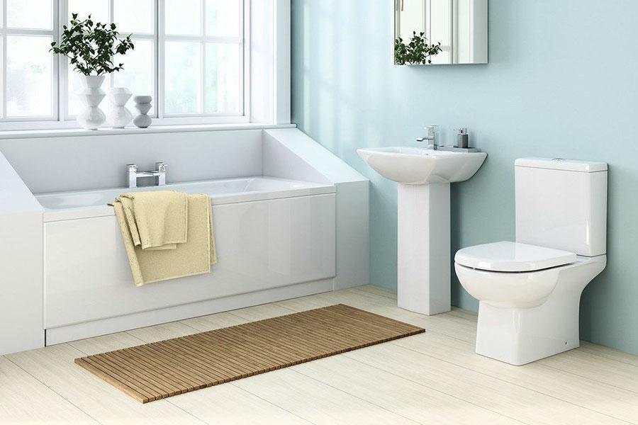 Gorgeous New Bathroom - Bathroom Makeover - Australian Building Maintenance Company