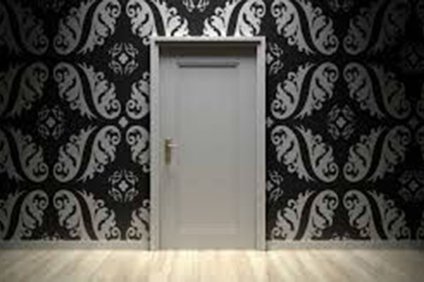 Glamorous Wallpapered Walls - WallPapering - Australian Building Maintenance Company